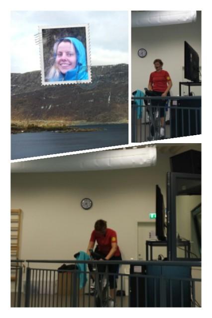 Susannashelse trening