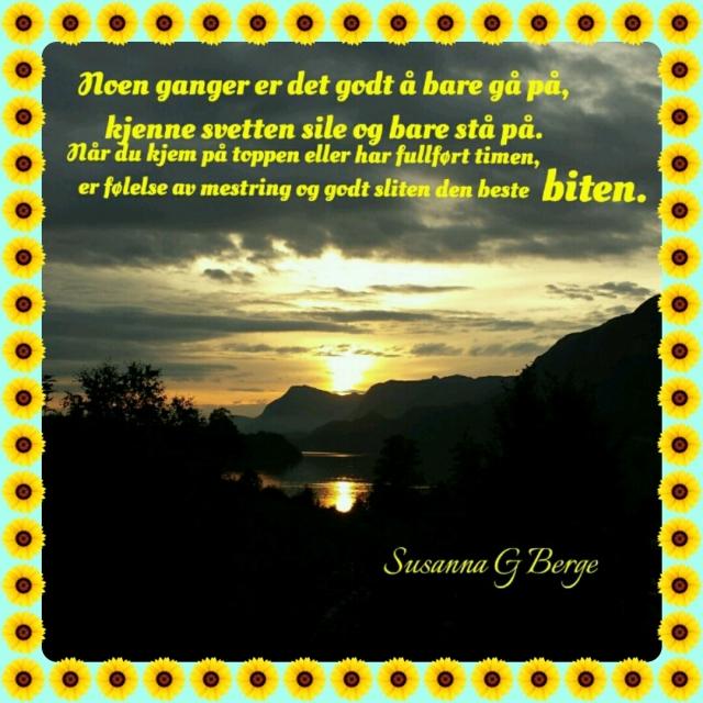 Susannas Helse Dikt